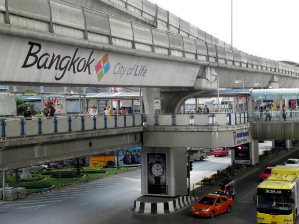 Le BTS de Bangkok